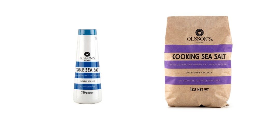 Eldaco wishes to inform that our brand of Olsson's Cooking sea salt from Australia are iodised and in compliance with above guideline.